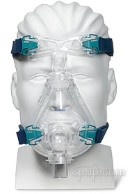 Ultra Mirage Full Face CPAP Mask with Headgear